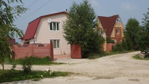 Продается 2 дома на участке 12с в СНТ Мелиоратор Чеховский р-н