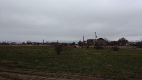 Продам участок 8 соток с видом на Черное море