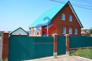 2-х этажный Дом с земельным участком в Юматово