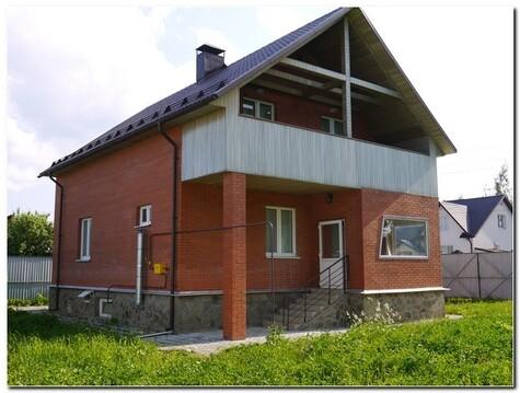 Кирпичный дом с камином в СНТ Бархатная роща ! Есть газ и прописка