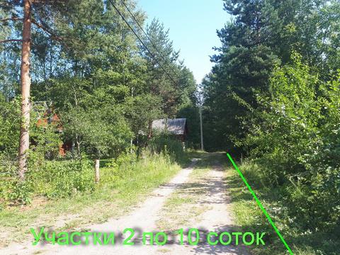 Продажа участка, Прибылово, Выборгский район