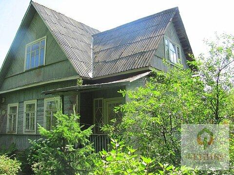 Участок15 сот. со старым домом 104кв.м. п. Парголово Выборгский р-н.