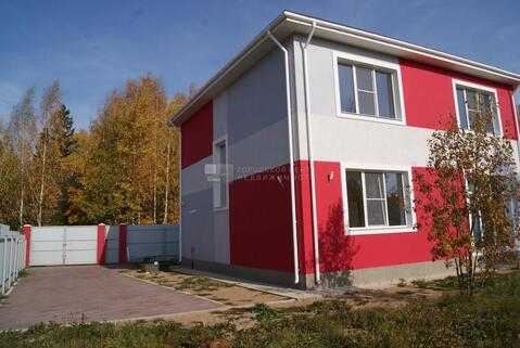 Дом 190 кв.м, Участок 13 сот. , Новорижское ш, 50 км. от МКАД.