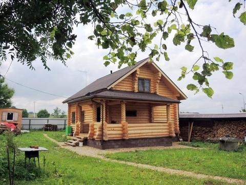 Дом 142 м2, участок 15 сот, Новорижское ш, 49 км. от МКАД, Филатово. .