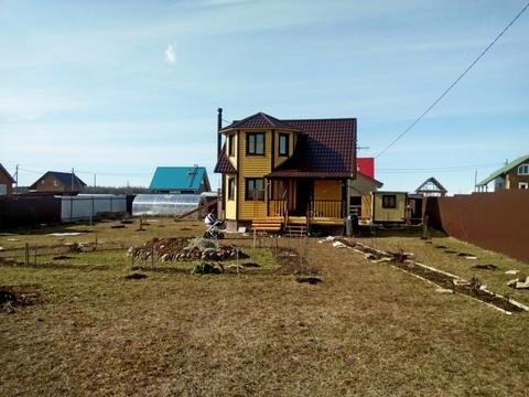 Зимний дом 70 м на участке 12 сот.