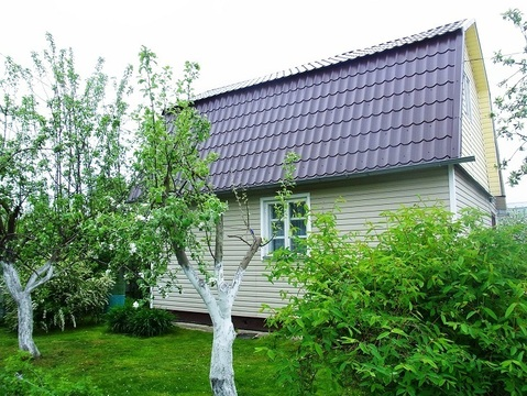 Дачный дом 57 кв.м. СНТ у д.Рыжково