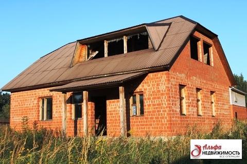 Жилой дом в д. Ивановка, Воскресенский р-н