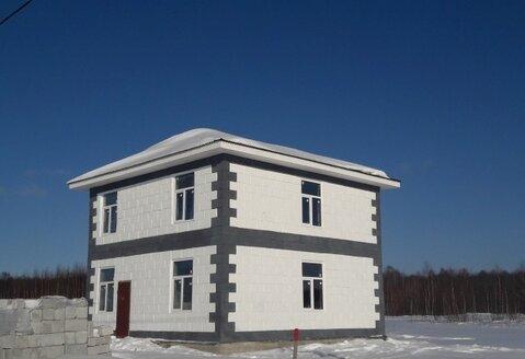 Продаётся новый 2 этажный зимний дом по Ярославскому шоссе 130 км от М