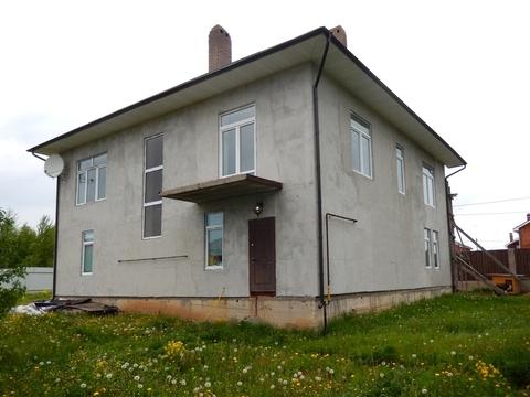 Дом, Варшавское ш, Симферопольское ш, Калужское ш, 32 км от МКАД, .
