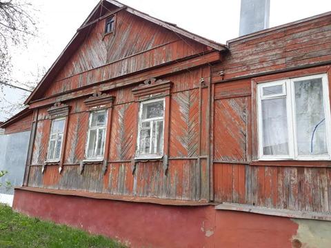 Продается дом г Тамбов, ул Некрасова, д 52