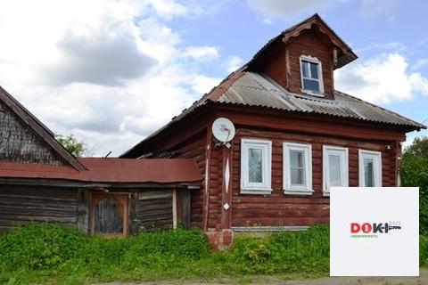 Продажа. Дом в Егорьевском районе.