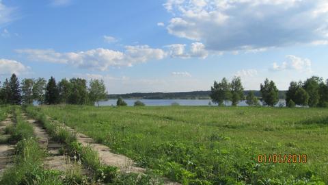 Продажа земельного участка на берегу Рузского водохранилища.