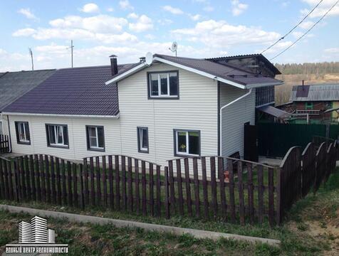 Часть жилого дома, 100 кв.м. д. Горки (Дмитровский район)
