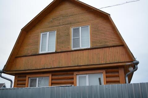 Сдп-438 Продажа дома и бани в СНТ Клен, д.Мошницы