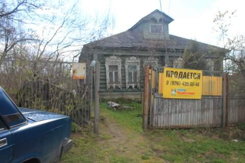 Продажа участок 9 соток, часть дома, Пушкинский р-н, д. Введенское