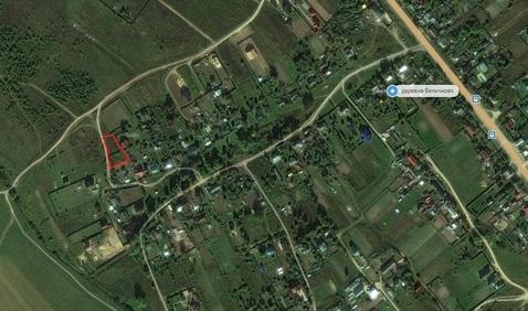 Продается земельный участок в деревне Величково