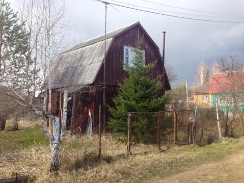 Дача на 6,5 сотках СНТ вбл. д. Марьино, Рузский городской округ