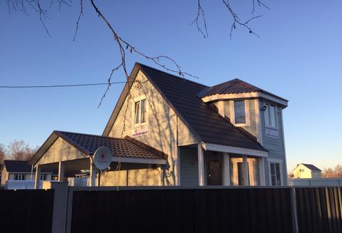 Рос7 18232216 д.Александровка, дом 80 кв.м, участок 8 соток.
