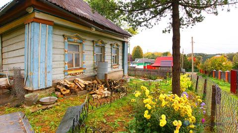 Дом в центре города Волокламска Московской области