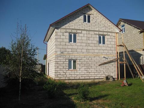 Дом 140 кв.м, Участок 10 сот. , Ильинское ш, 50 км. от МКАД. д. .