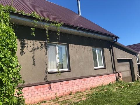 Продается двухэтажный кирпичный дом в деревне Машково