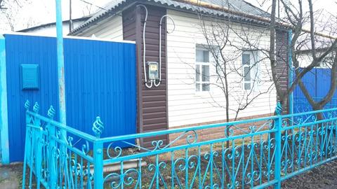 Дом в поселке Ракитное.