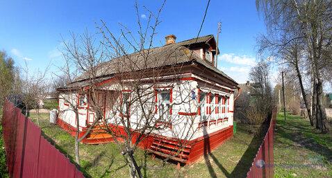 Дом на земельном участке 20 соток в с.Покровское Волоколамского района