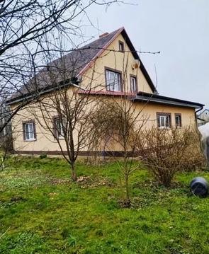 Дом 156 м на участке 12 сот.