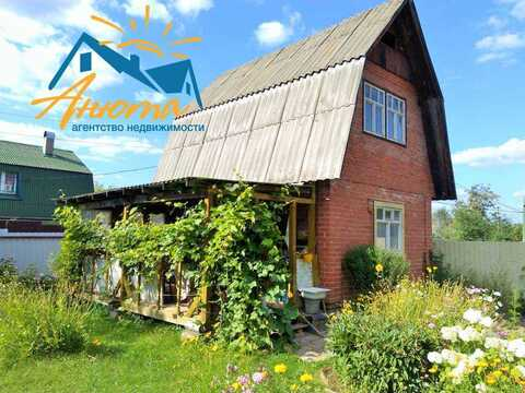 Хорошая дача вблизи города Обнинска