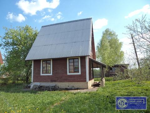 Дачный дом на берегу озера