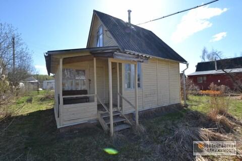 Дачный домик в СНТ Жаворонок (Павловские дачи)