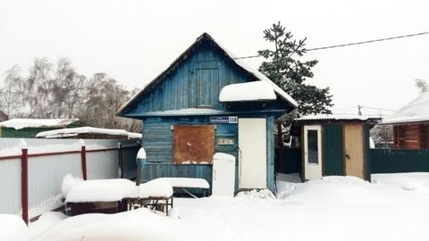Дача в СНТ Гея Зубово, Клин