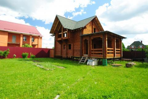 Дом 105 м2 и участок 8 соток в Голицыно, 30 км от МКАД