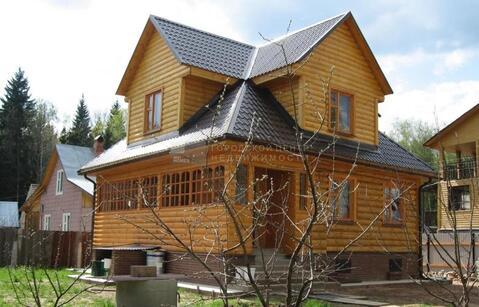 Дом 160 кв.м, Участок 6 сот. , Волоколамское ш, 26 км. от МКАД.