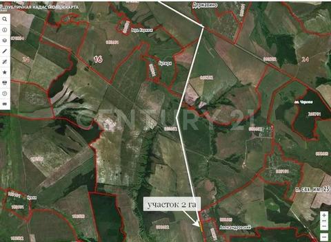 Земельный участок сельскохозяйственного назначения в Лаишевском рай.