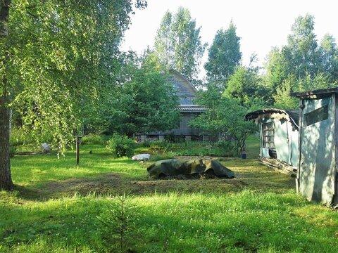 Дом 70 м2, на участке 18 соток, Мшинская, Балтиец-2