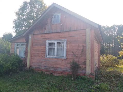 Продам 1-этажн. дом 21 кв.м. Нижегородское направление