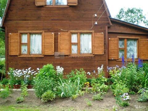 Дом 60 кв.м, Участок 6 сот. , Волоколамское ш, 35 км. от МКАД.