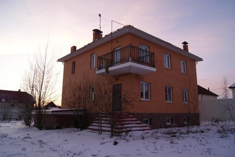 Дом 380 кв.м, Участок 25 сот. , Новорижское ш, 24 км. от МКАД.