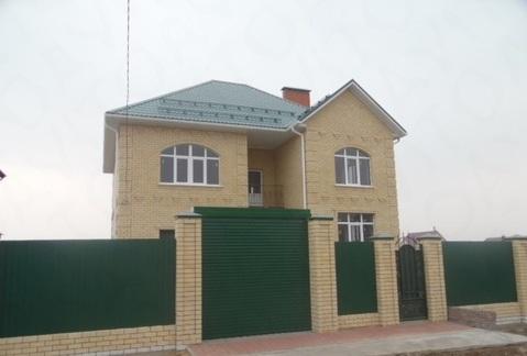 Кирпичный коттедж на Дзержинского (Краснодар)