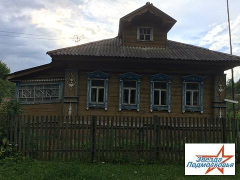 Деревянный дом на 31 сотках ИЖС Дмитровский район