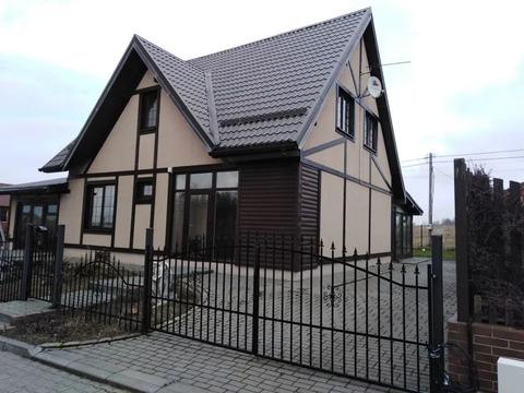 Дом в районе пос. Ольшанка