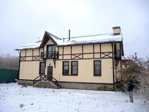 Дом 307 м2, участок 8 сот, Новорижское ш, 5 км от МКАД, Гольево. .