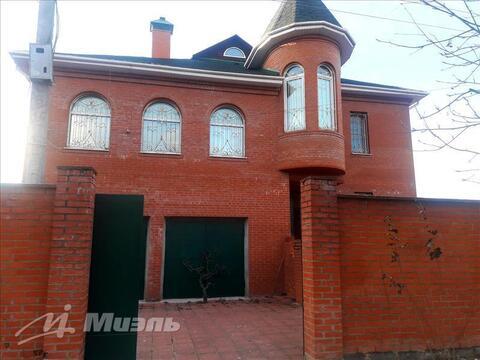 Продажа дома, Жостово, Мытищинский район, Ул. Вишневая