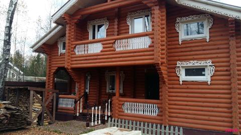 Продажа дома, Ходаево, Чеховский район, Коттеджный посёлок Лесной .