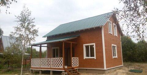 Продается 2х этажная дача 110 кв.м. на участке 6 соток