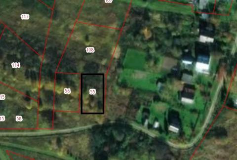 Продается земельный участок в деревне Тишинка.