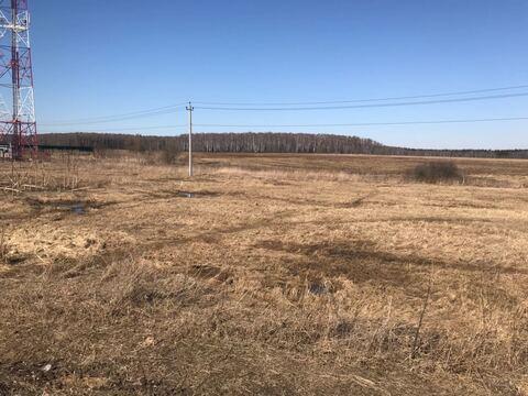 Продается земельный участок под ИЖС, 12,8 соток. Новая Москва