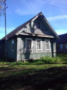 Продажа дома, Вяхорево, Солецкий район