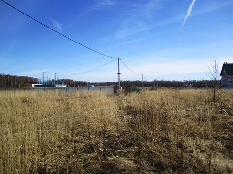 Предлагается земельный участок 13,6 соток в Дмитровском районе, д. Вас
